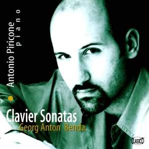 Benda: Clavier Sonatas