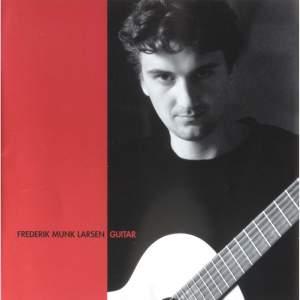 Larsen, Frederik Munk: Steen-Andersen, Turina, Norgard & Britten