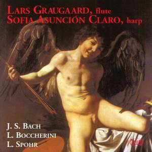 Bach, Boccherini & Spohr: Works for Flute and Harp