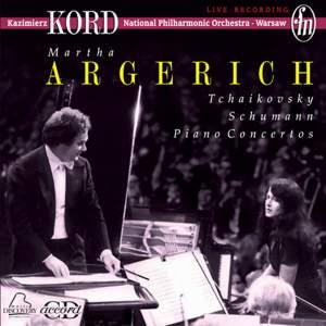 Tchaikovsky/Schumann: Piano Concertos - Argerich / Kord