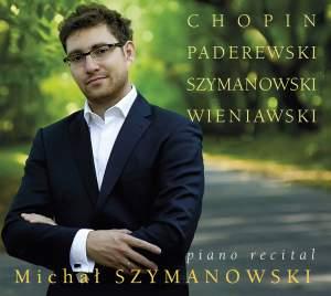 Michał Szymanowski: Piano Recital