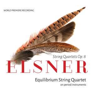 Elsner: String Quartets, Op. 8 Product Image