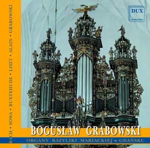 Organy Bazyliki Mariackiej w Gdańsku
