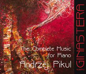 Ginastera The Complete Music for Piano Product Image