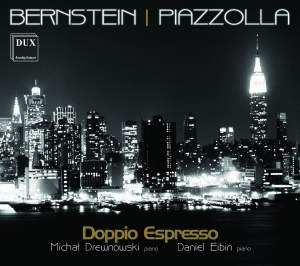 Bernstein & Piazzolla: Music for Piano Duo