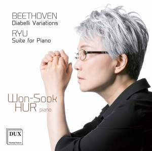 Beethoven: Diabelli Variations & Ryu: Suite for Piano Product Image