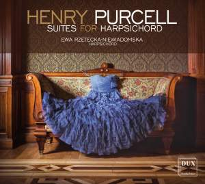 Purcell: Harpsichord Suites Product Image
