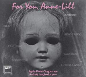 For You, Anne-Lill - Works for Flute & Piano
