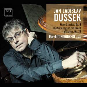Dussek: Piano Sonatas Nos. 1 & 2, The Sufferings of the Queen of France