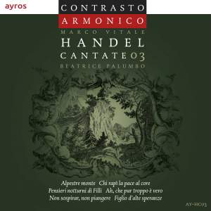 Handel: Cantate 03 Product Image