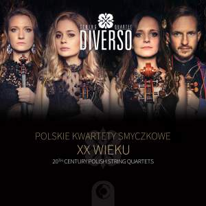 20th Century Polish String Quartets