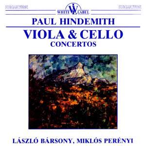 Hindemith: Viola and Cello Concertos