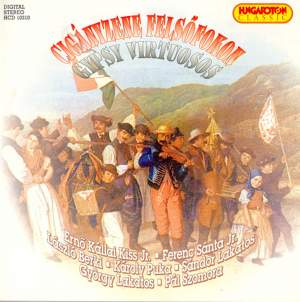 Gypsy Virtuoso Music As Performed by Various Gypsy Bands