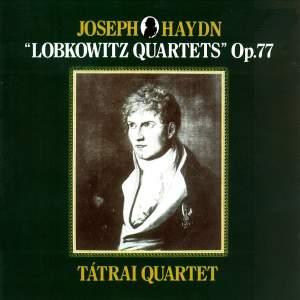 Haydn: 'Lobkowitz Quartets'