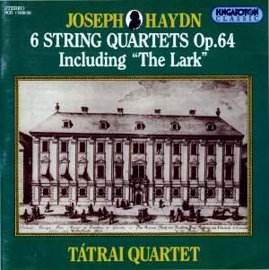 Haydn: String Quartets, Op. 64 Nos. 1-6 (complete)