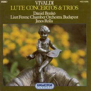 Vivaldi: Lute Concerto, Viola D'Amore Concerto & Trio Sonatas