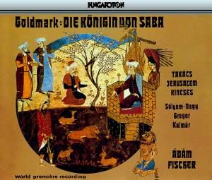 Goldmark: Die Königen von Saba