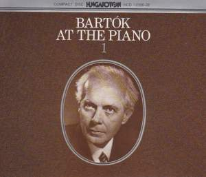 Bartok at the Piano 1