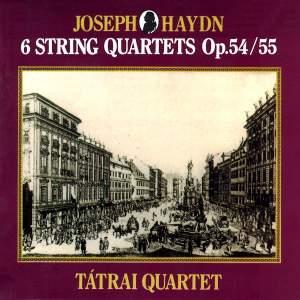 Haydn: 6 String Quartets Op. 54/55