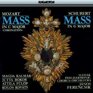 Mozart, Wolfgang Amadeus: Mass No. 16 In