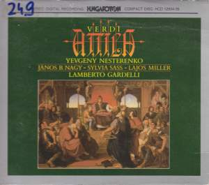 Verdi: Attila