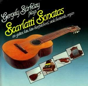 Gergely Sárközy plays Scarlatti Sonatas