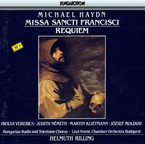 Haydn, M: Missa Sancti Francisci Seraphici, MH 119, etc.