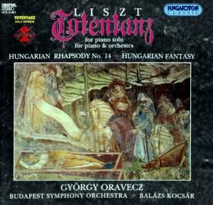 Liszt: Totentanz, S126 for piano & orchestra, etc.