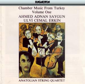 Chamber Music from Turkey, Volume 1