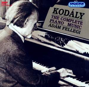 Kodaly: The Complete Piano Music Product Image