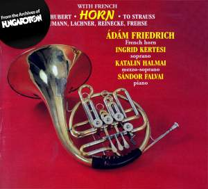 From Schubert to Strauss with French Horn Product Image