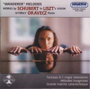 Liszt: Wandererfantasie (Schubert), S366, etc.
