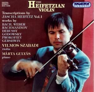 The Heifetzian Violin