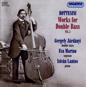 Bottesini: Works for Double Bass (Vol. 3)