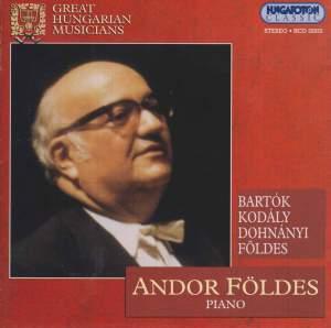 Great Hungarian Musicians - Andor Földes
