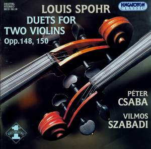 Louis Spohr: Duets for Two Violins