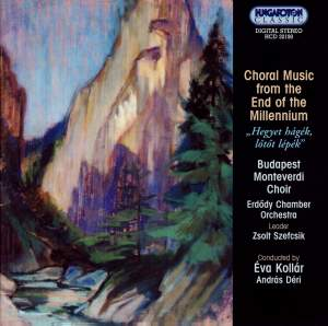 Choral Works From The End Of The Millennium