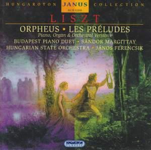 Liszt - Orpheus / Preludes