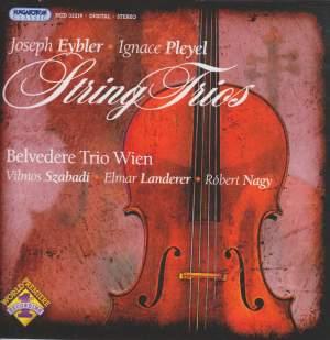 Eybler / Pleyel: String Trios