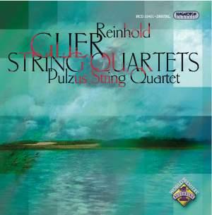 Glier, Reinhold/Pulzus String Quartet: String Quartets