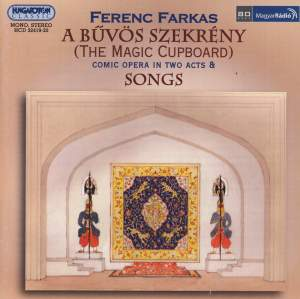 Farkas: A buvos szekreny (The Magic Cupboard)