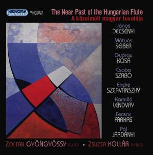 The Near Past of the Hungarian Flute