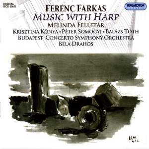 Ferenc Farkas: Music with Harp