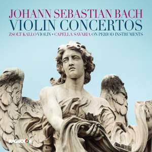 JS Bach: Violin Concertos Product Image