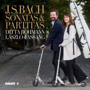 J.S. Bach: Sonatas & Partitas Product Image