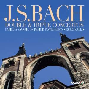 J. S. Bach: Double & Triple Concertos Product Image