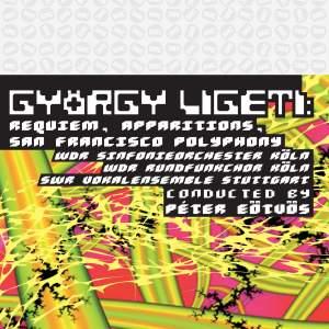 Ligeti: Requiem & Apparitions Product Image