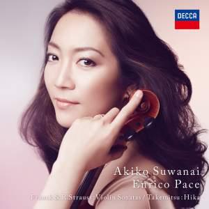 Franck & R.Strauss: Violin Sonatas, Takemitsu: Hika