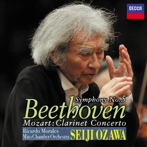 Beethoven: Symphony No.5, Mozart: Clarinet Concerto