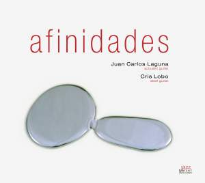 LOBO, Cris / LAGUNA, Juan Carlos: Jazz Arrangements of Concert Music for 2 Guitars